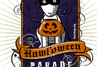 Haute Dog Howl'oween Parade – October 27, 2019