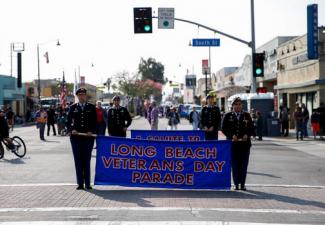 Long Beach Veterans Day Parade – November 9, 2019